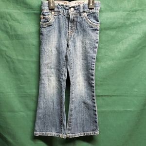 Girls sz 6 slim Levi's  flare